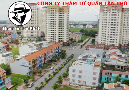 Công ty thám tử quận Tân Phú