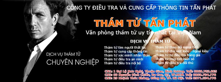 Cần thuê thám tử ở Vũng Tàu hãy liên hệ với công ty thám tử Tấn Phát. Ảnh: thamtutanphat.com