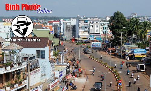 Công ty thám tử uy tín tại Bình Phước