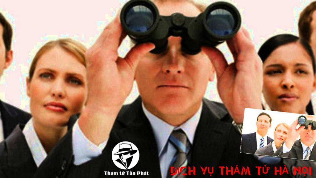 Dịch vụ thám tử Hà Nội