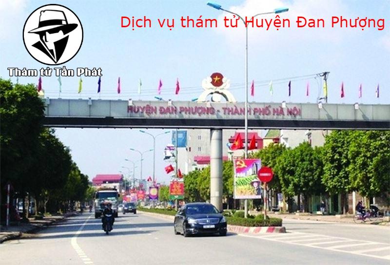 Dịch vụ thám tử Huyện Đan Phượng uy tín Hà Nội