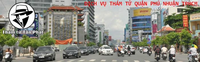 Dịch vụ thám tử quận Phú Nhuận TPHCM