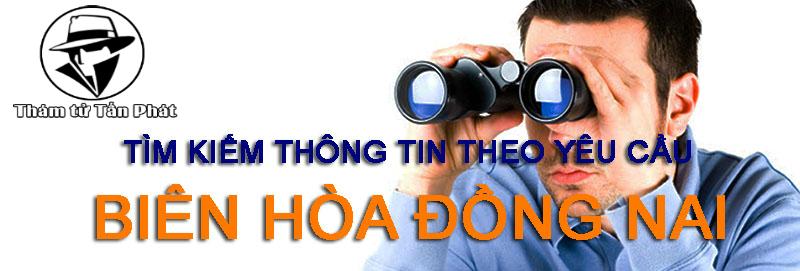 Dịch vụ thám tử tại Biên Hòa Đồng Nai