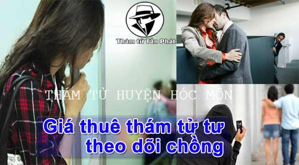 Thám tử Huyện Hóc Môn dịch vụ thám tử chuyên nghiệp uy tín TPHCM