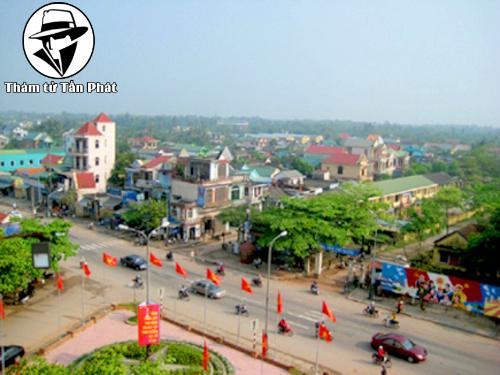 Thám tử Huyện Thanh Oai Hà Nội