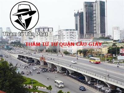 Thám tử quận cầu giấy, công ty thám tử Hà Nội