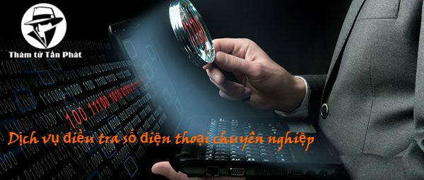 Thám tử điều tra, định vị số thuê bao điện thoại di động