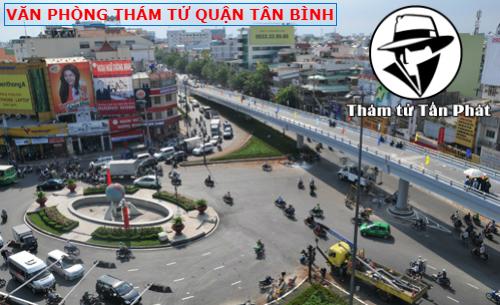Văn phòng thám tử quận Tân Bình