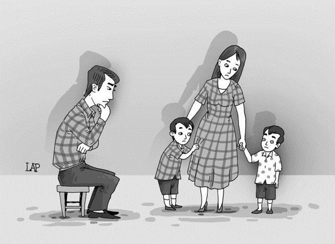 Xét nghiệm AND bẽ bàng vì nuôi hộ con thiên hạ