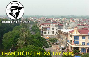 Thám tử tư Thị Xã Sơn Tây