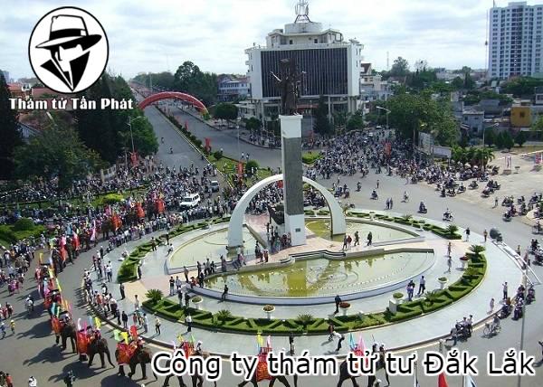 Thuê thám tử theo dõi ngoại tình giá rẻ ở Đắk Lắk