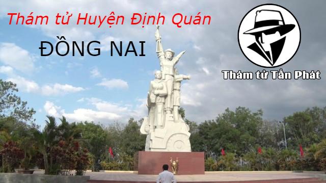 Địa chỉ thuê thám tử Huyện Định Quán Đồng Nai