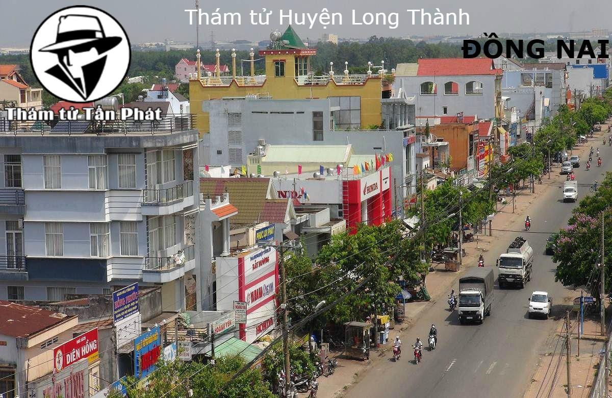 Thám tử Huyện Long Thành Đồng Nai