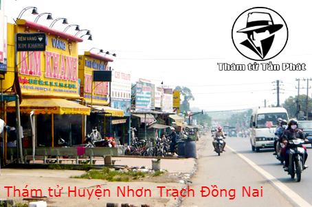 Thám tử tại Huyện Nhơn Trạch Đồng Nai