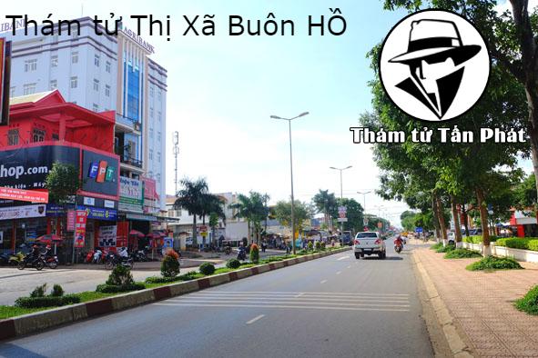 Thuê thám tử ở Thị xã Buôn Hồ Đắk Lắk